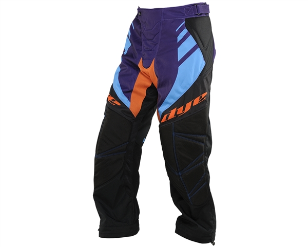 2014 Dye C14 Paintball Pants - Formula 1 Purple