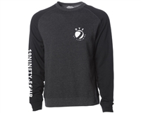 Dye 1994 Crew Neck Sweatshirt - Charcoal/Black