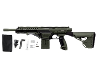 Dye Assault Matrix DAM Paintball Gun - Olive - No Thanks