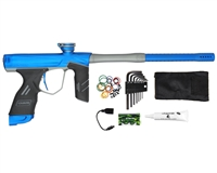 Dye DSR Tournament Paintball Gun - Blue Line