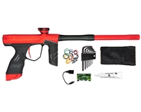 Dye DSR Tournament Paintball Gun - Red/Black