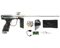 Dye DSR Tournament Paintball Gun - Silver Bullet
