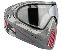 2014 Dye Invision Goggle I4 Pro Mask - Airstrike Red