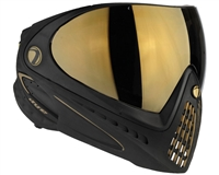 Dye 2009 09 Invision Goggle I4 Pro Mask Collector's Edition - Black/Gold