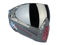 Dye Invision Goggle I4 Pro Mask - Steamboat Red