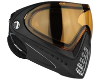 Dye I4 Invision Pro Mask - Black - High Definition Lens