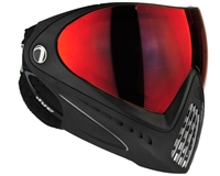 Dye I4 Invision Pro Mask - Black - Dyetanium Northern Fire Lens