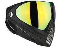 Dye I4 Invision Pro Mask - Black - Dyetanium Northern Lights Lens