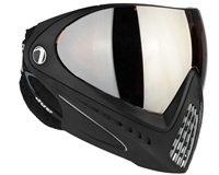 Dye I4 Invision Pro Mask - Black - Dyetanium Orange Silver Lens