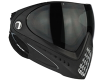 Dye I4 Invision Pro Mask - Black - Smoke Lens