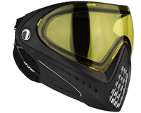 Dye I4 Invision Pro Mask - Black - Yellow Lens