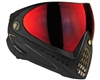 Dye I4 Invision Pro Mask - Black/Gold - Dyetanium Northern Fire Lens