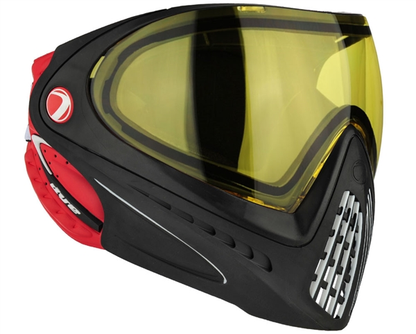 Dye I4 Invision Pro Mask - Dirty Bird - Yellow Lens