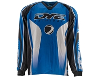 Dye Throwback Jersey - Core - Blue