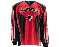Dye Throwback Jersey - Core - Red