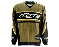 Dye Throwback Jersey - Flow - Olive
