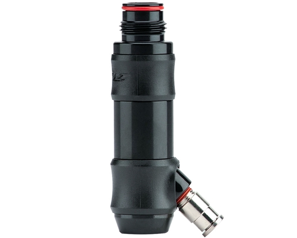 Dye Inline Regulator - DFF-20 Hyper - Black