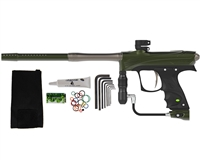 Dye Rize CZR Paintball Marker - Olive/Tan