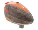 2014 Dye Rotor Paintball Loader - UL Dust Orange
