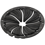 Dye Rotor Quick Feed Lid 6.0 - Black/Black