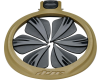 Dye Rotor R2 Quick Feed Lid - Black/Gold