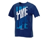 2013 Dye Live The Life T-Shirt - Midnight Navy