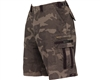 Dye 2009 Fort Bragg Men's Shorts - Black Camo
