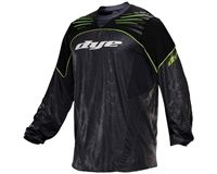 2013 Dye UL Paintball Jersey - Lime