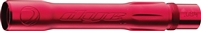 Dye Ultralite Paintball Barrel Back - .688 Dust Red