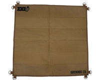 Enola Gaye Velcro Patch Wall - Tan