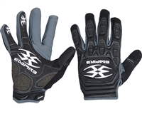 Empire 2014 Contact Zero FT Paintball Gloves - Black
