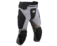 Empire 2015 NeoSkin Slide Shorts w/ Knee Pads - Black/Grey