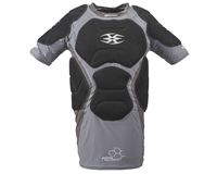 Empire 2016 F6 NeoSkin Chest Protector - Black/Grey