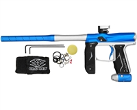 Empire Axe 2.0 Paintball Marker - Dust Blue/Dust Silver
