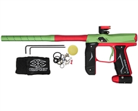 Empire Axe 2.0 Paintball Marker - Dust Lime/Dust Red