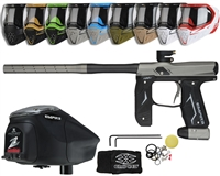 Empire Axe 2.0 Paintball Marker, EVS Mask & Prophecy Z2 Package Kit
