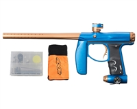 Empire Axe Paintball Gun - Dust Blue/Brass