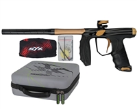 Empire Axe SYX Paintball Marker - Black/DK Gold