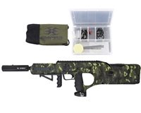 Empire Battle Tested D*Fender Paintball Marker - Terrapat Camo