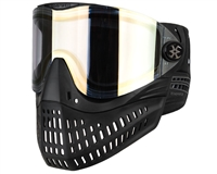 Empire E-Flex Paintball Mask - Black - HD Gold Lens