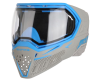 Empire EVS Mask - Grey/Cyan