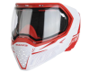 Empire EVS Mask - White/Red
