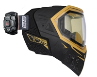 Empire EVS Mask w/ Recon Heads Up Display - Black/Gold