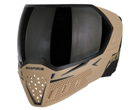 Empire EVS Mask w/ Additional Lens - Tan/Black