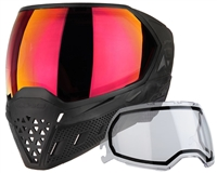 Empire EVS Mask - Black/Black with Sunset Lens
