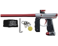 Empire Mini GS Paintball Marker - Dust Grey/Red