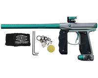Empire Mini GS Paintball Marker - Dust Grey/Teal