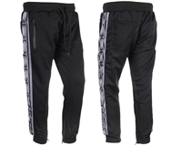 Empire Jogger Pants - Logo Grey