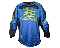 Empire 2016 Prevail F6 Paintball Jersey - Blue