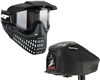Empire Prophecy Z2 Paintball Hopper & JT Proflex Mask Package Kit